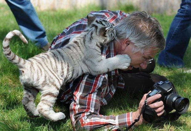귀여운 야생동물과 사진찍기 14.jpg