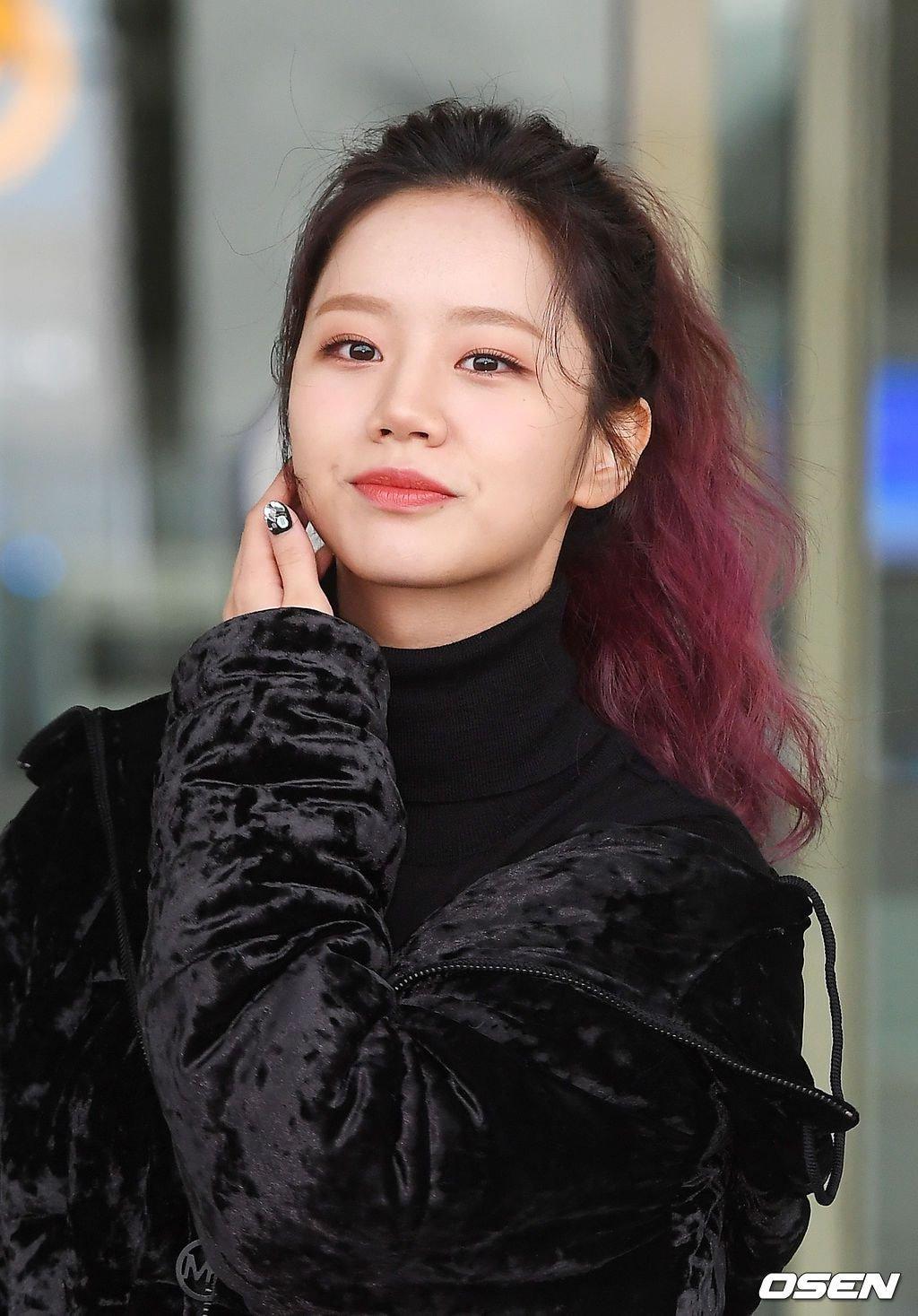오늘자 박신혜 : 네모판