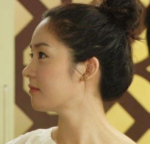 코와 이마가 예쁜 여자 배우들 : 네모판